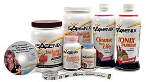Where can I buy Isagenix in Alberta